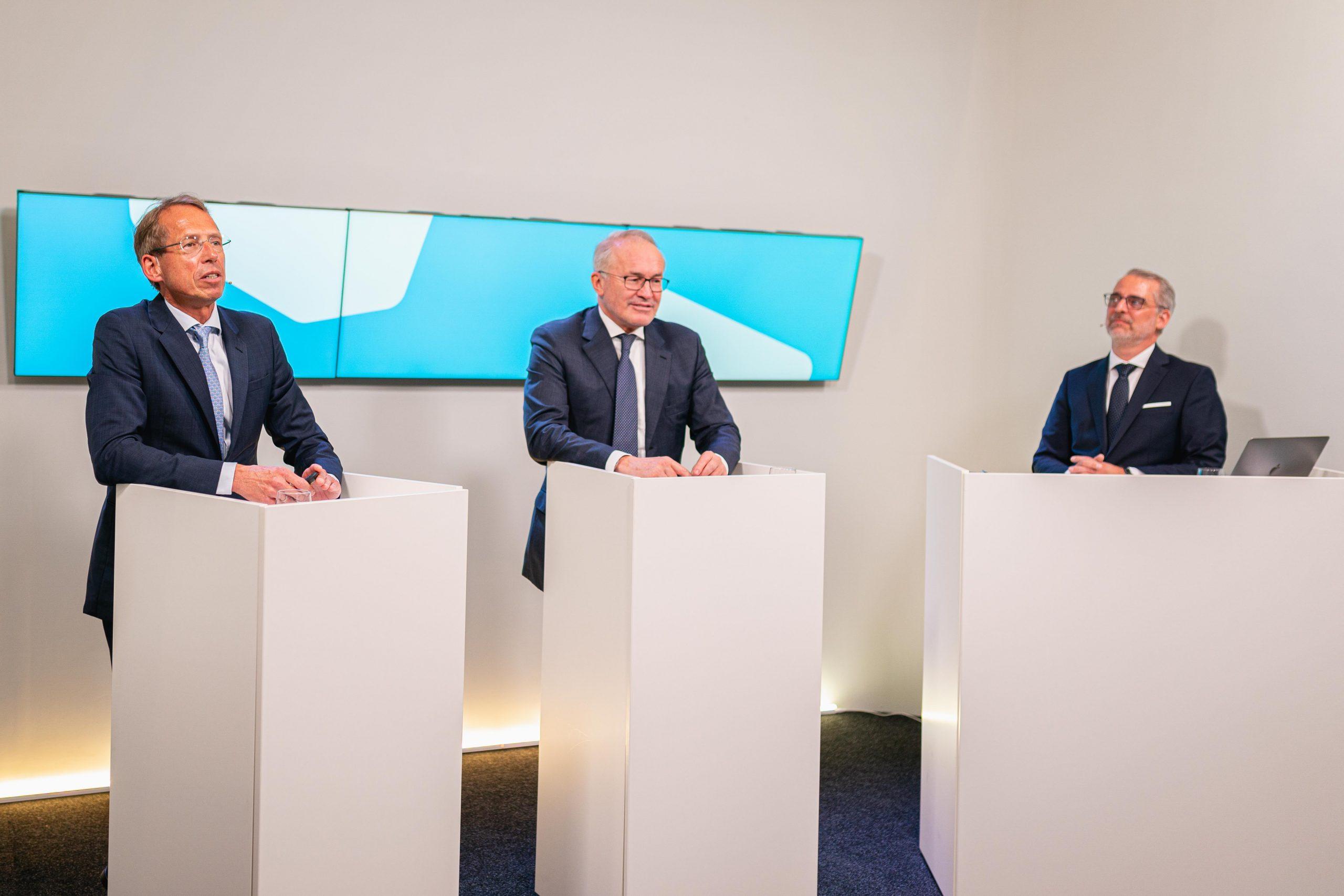 Prof Dr. Georg Schima, Dr. Roland Gerlach, Mag. Thomas Wondrak